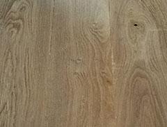 Kiln dried and fumed oak flooring